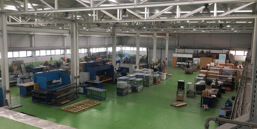 Edificio Industrial Corporativo Alto Standing