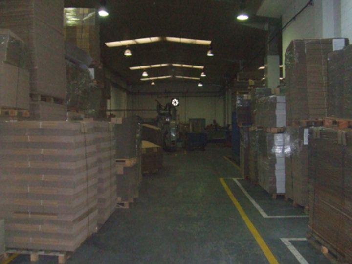 Industrial Plot for rent at Castellbisbal