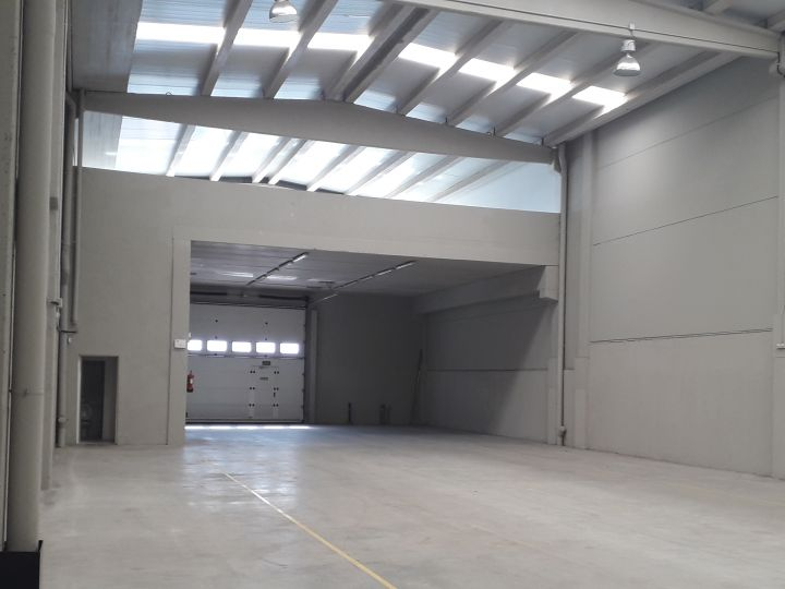 Industrial Plot for rent at Cervelló