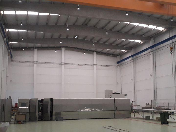 Industrial Plot for rent at Gavà