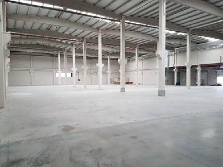 Industrial Plot for rent at El Prat de Llobregat