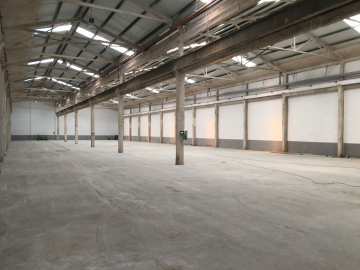 Industrial Plot for rent at Sant Boi de Llobregat