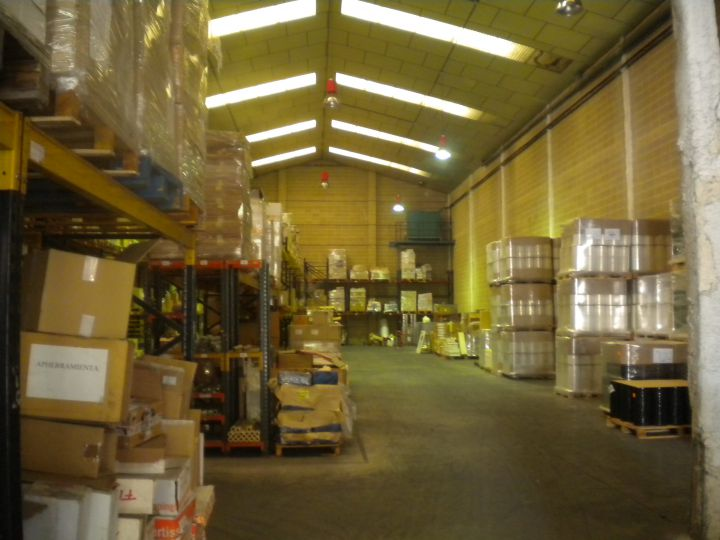 Industrial Plot for rent at Molins de Rei