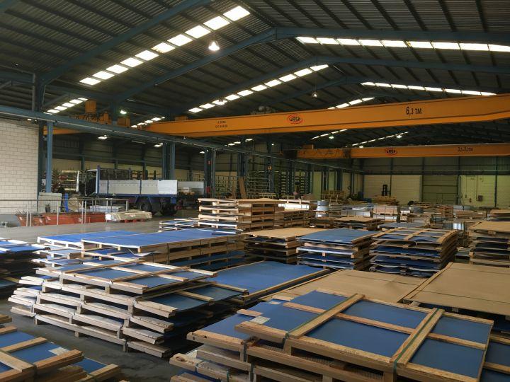 Industrial Plot for rent at Esparreguera