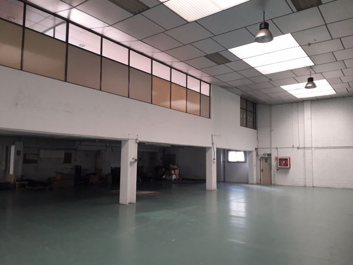 Industrial Plot for rent at Sant Just Desvern