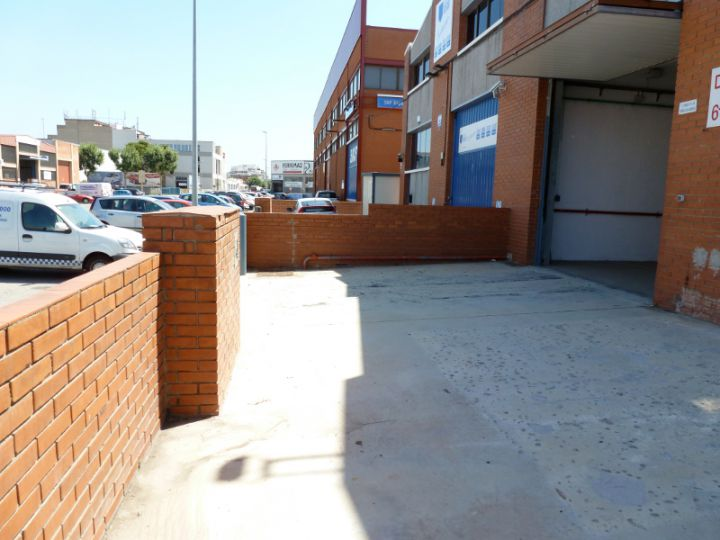 Industrial Plot for sale at Cornellà de Llobregat