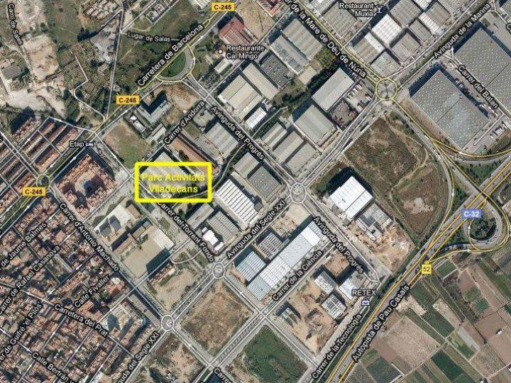 Industrial Land for sale at Viladecans