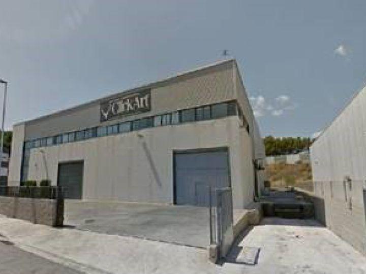 Industrial Plot for rent at Sant Esteve Sesrovires