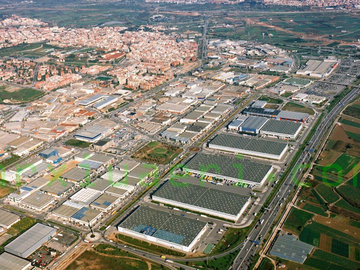 Industrial Land for sale at Sant Boi de Llobregat
