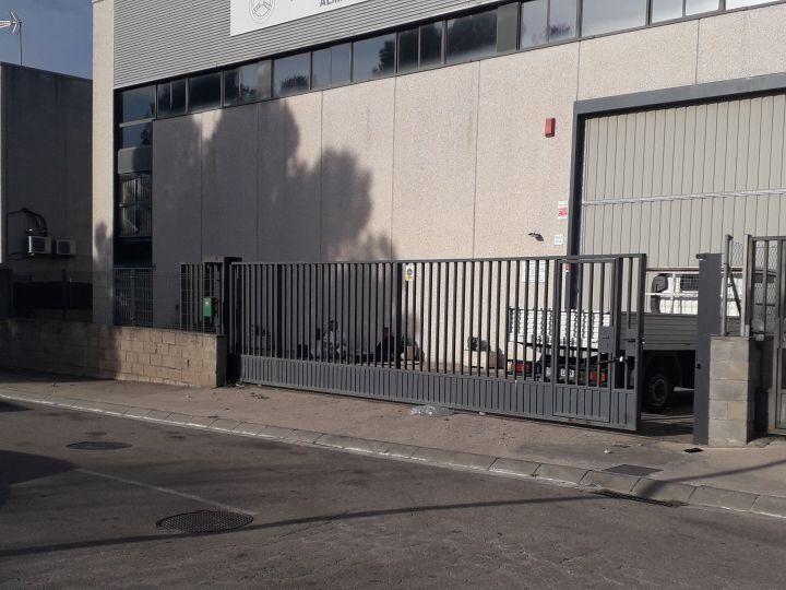 Industrial Plot for rent at El Papiol