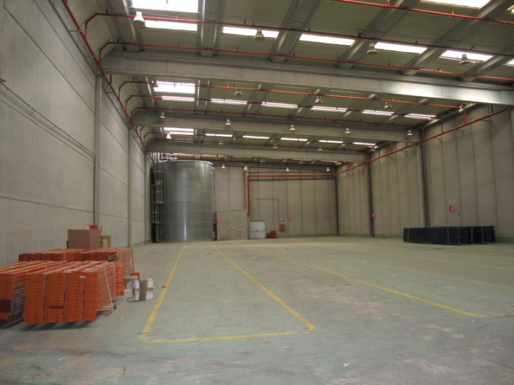 Industrial Plot for rent at Gavà
