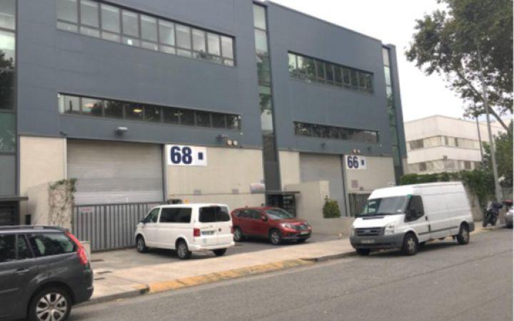 FINCAS LLOBREGAT GESTIONA ARRENDAMIENTO NAVE INDUSTRIAL EN CORNELLA DE LLOBREGAT
