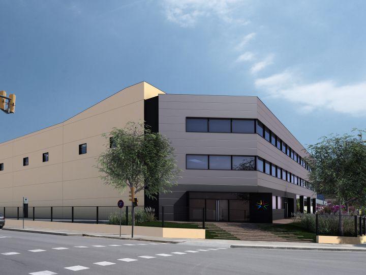 Nave logística 7.000 m.2 nueva construccion alquiler Sant Feliu de Llobregat