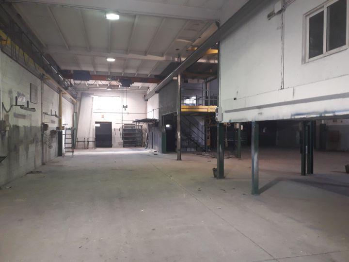 Nave industrial en alquiler en Sant Just Desvern