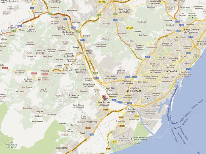 Nave industrial en venta en Sant Boi de Llobregat