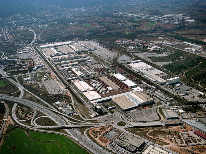 Proyecto nave logistica llaves en mano sector Seat , Martorell (Barcelona)