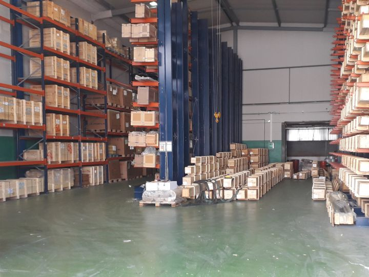 Nave industrial en alquiler en Sant Vicenç dels Horts
