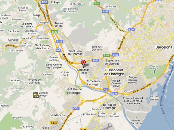 Nave industrial en venta en Sant Joan Despi