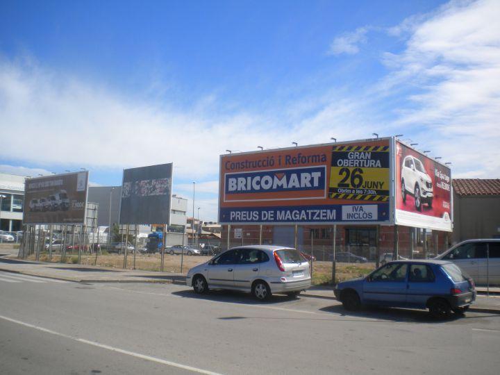 Solar industrial en zona priviligiada de Sant Boi de Llobregat
